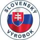 Všetky naše výrobky boli vyrobené na Slovensku.